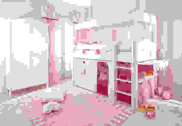 Kinderzimmer für Mädchen: 10 bezaubernde Ideen