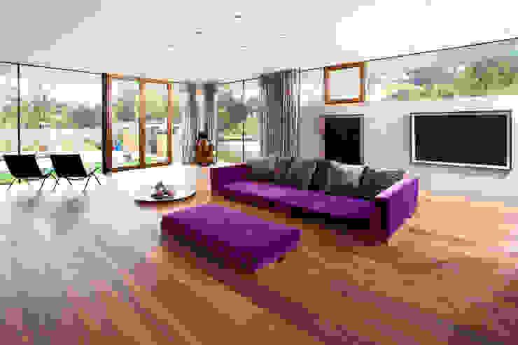 Living room by Hain Parkett