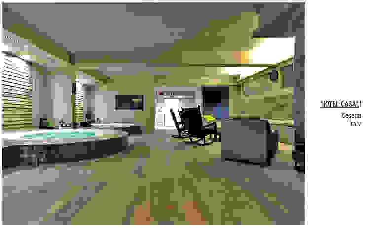 İç Mekan Spa & Wellness Tropikal Spa Plaza Yapı Malzemeleri Tropikal