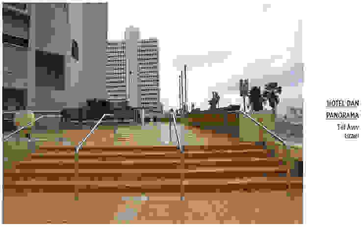 Dış Mekan & Merdiven, Basamak Tropikal Oteller Plaza Yapı Malzemeleri Tropikal