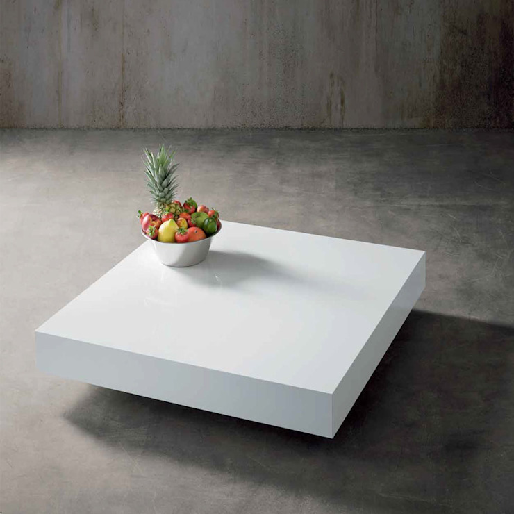 'Square' Low coffee table by Dall'Agnese: modern  by My Italian Living, Modern