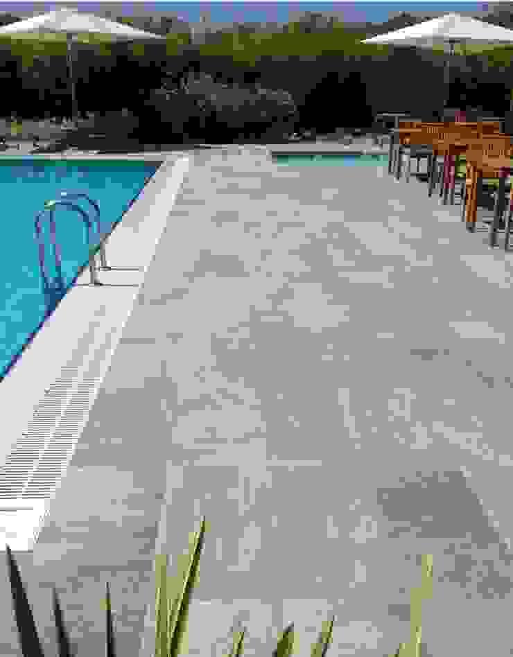 Dış Mekan & Havuz Tropikal Havuz Plaza Yapı Malzemeleri Tropikal