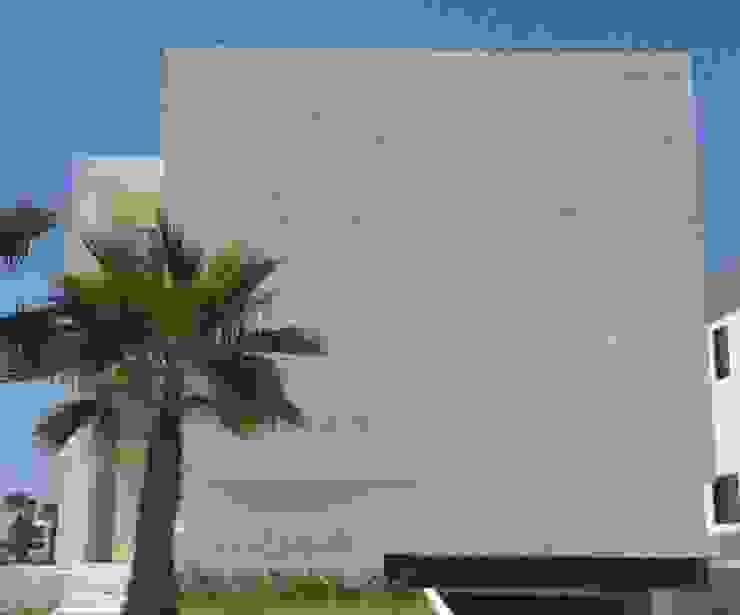 Casa Puerto Escondido Lt 80 Vortex Arquitectos Casas minimalistas