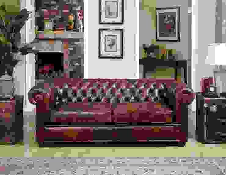 Chesterfield Sofa de Locus Habitat Clásico