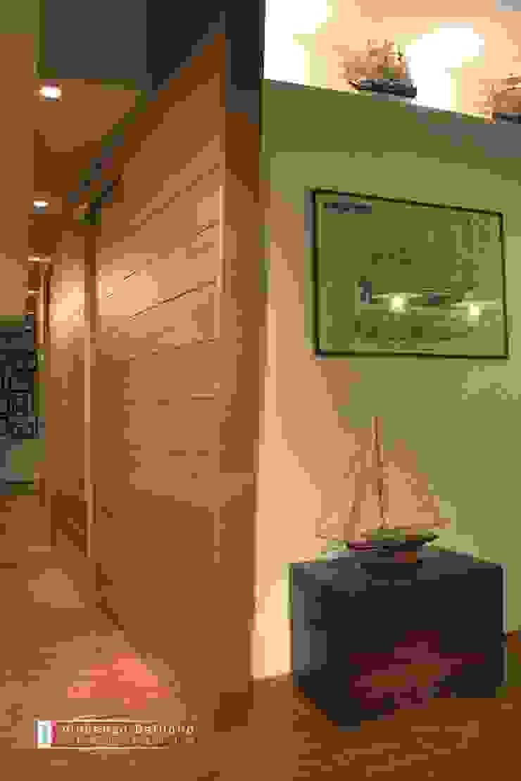 Casa Barca Case in stile mediterraneo di Vincenzo Bafunno ARCHITETTO Mediterraneo