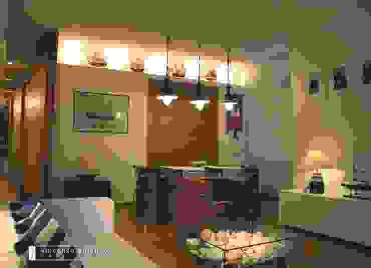 Vincenzo Bafunno ARCHITETTO Casas de estilo mediterráneo