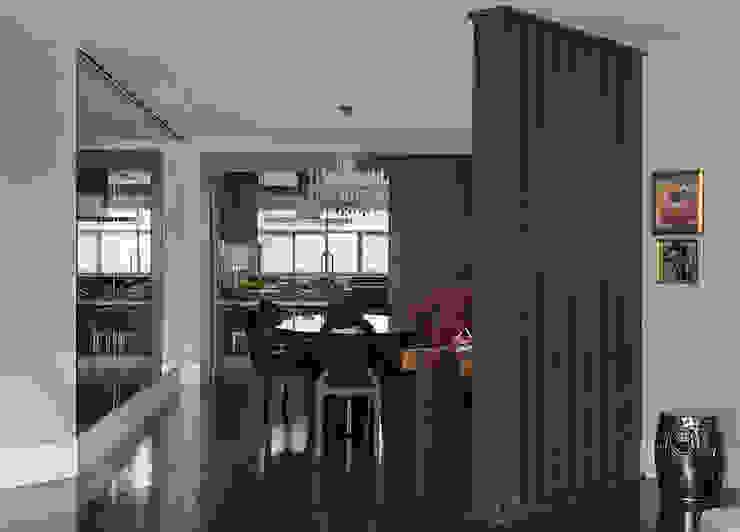Modern dining room by Lore Arquitetura Modern