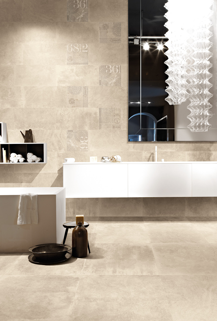 Petra Beige 60x60 30x60 Voyage by Emilceramica Group