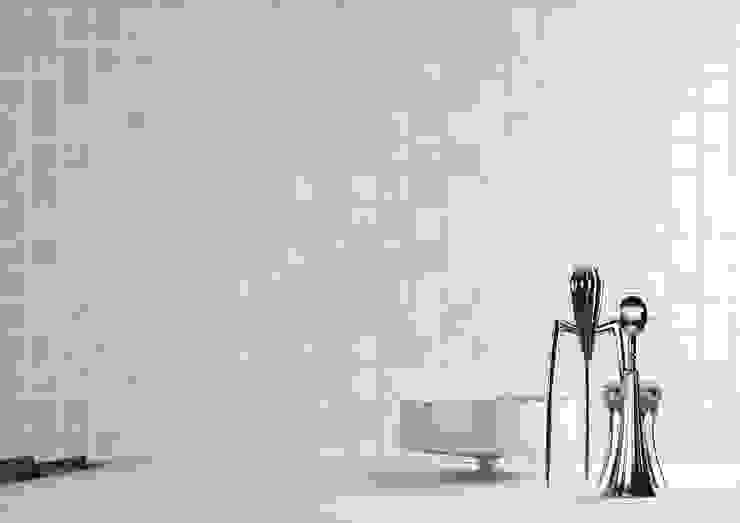 Petra White Mosaico by Emilceramica Group