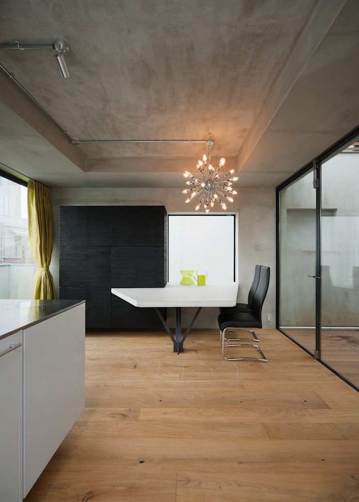 SKYCOURT の Keiji Ashizawa Design / 株式会社芦沢啓治建築設計事務所