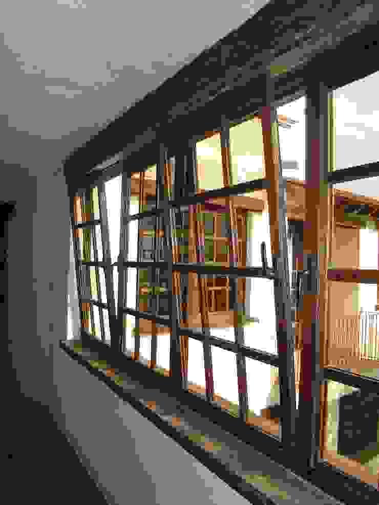 ラスティックな 窓&ドア の Multivi ラスティック