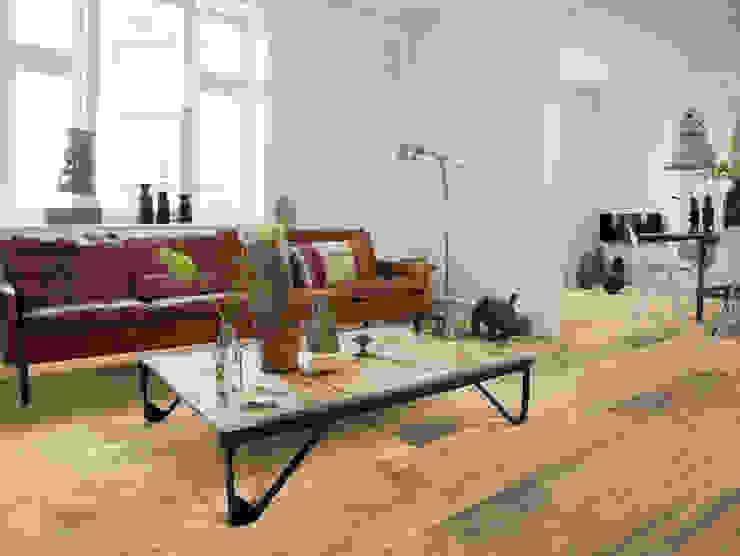 Millelegni Scottish Oak 15x120 Amb Sala di Emilceramica Group