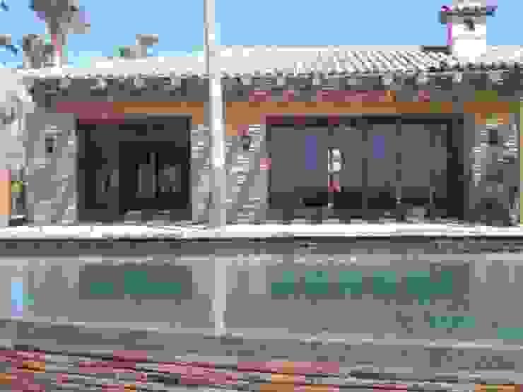 Casa vacacional en Los Cabos Puertas y ventanas tropicales de Multivi Tropical