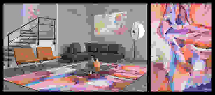 Claudette Allosio-Souche Maisons modernes par Yunikart Moderne