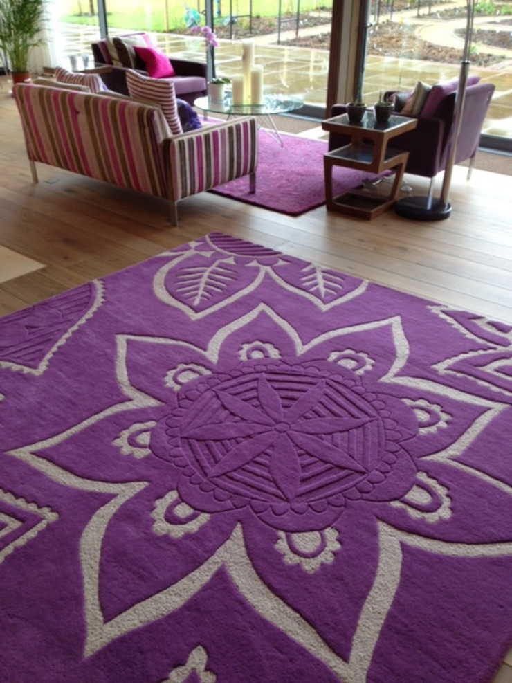Bespoke Rugs Anna V Rugs Living roomAccessories & decoration