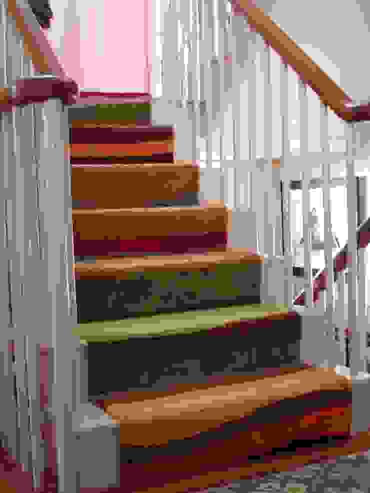 Bespoke Stair Runners: modern  by Anna V Rugs, Modern