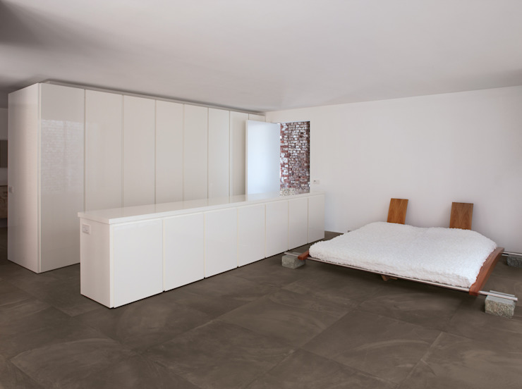 Architect Resin Miami Brown 80x80 Amb Letto di Emilceramica Group