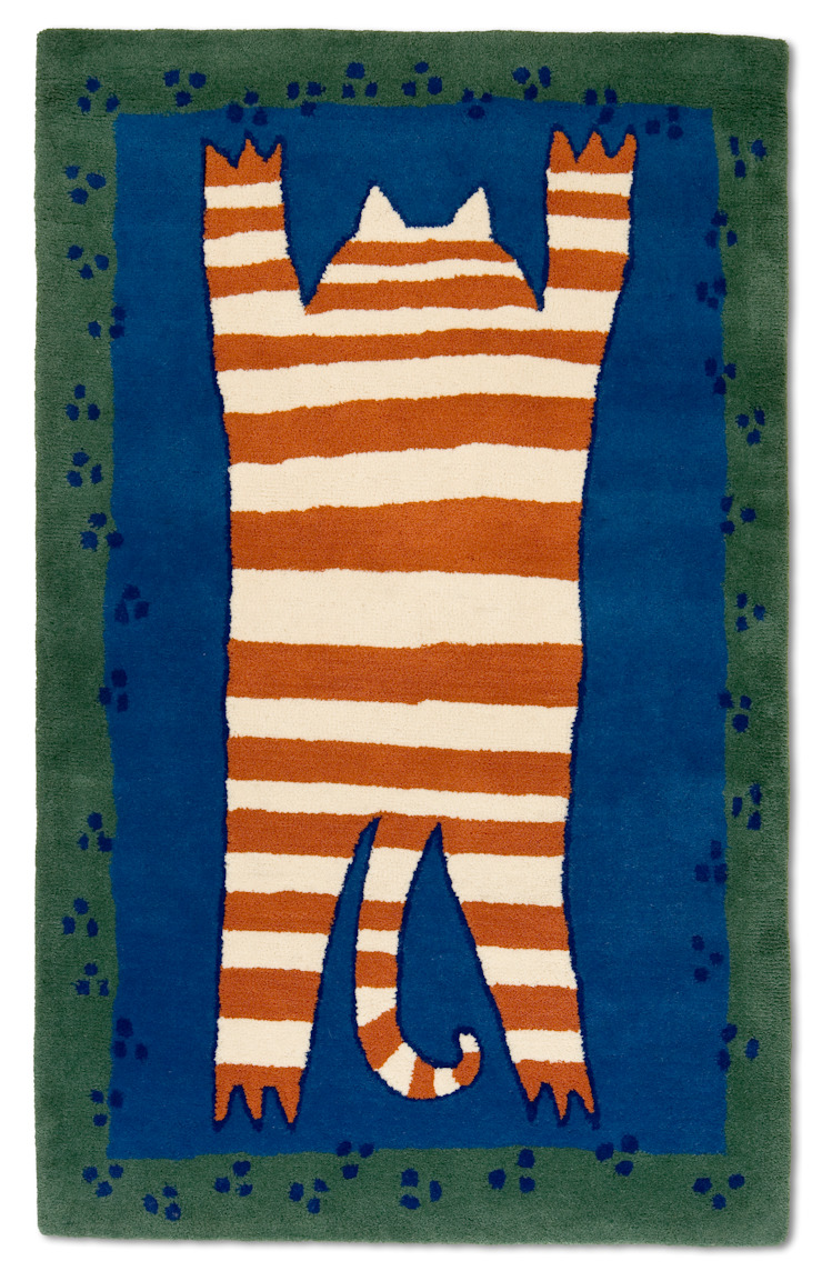 Rugs for children's rooms: modern  by Anna V Rugs, Modern