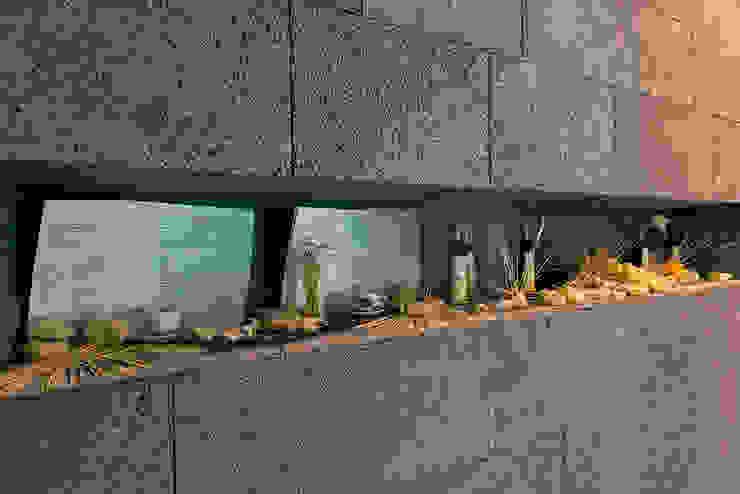 Pareti in pietra e espositori prodotto Gastronomia di Ranieri Pietra Lavica