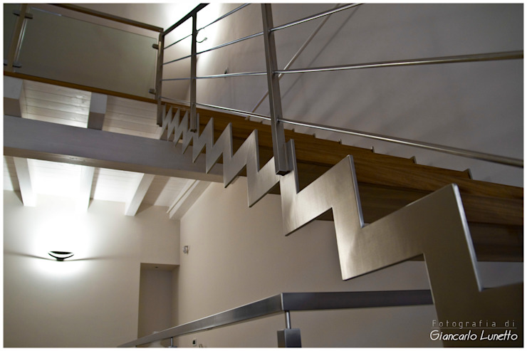 ทันสมัย  โดย Ignazio Buscio Architetto, โมเดิร์น