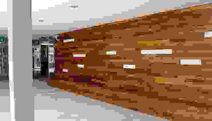 Estación provisional de alta velocidad en León de URBAQ arquitectos Moderno