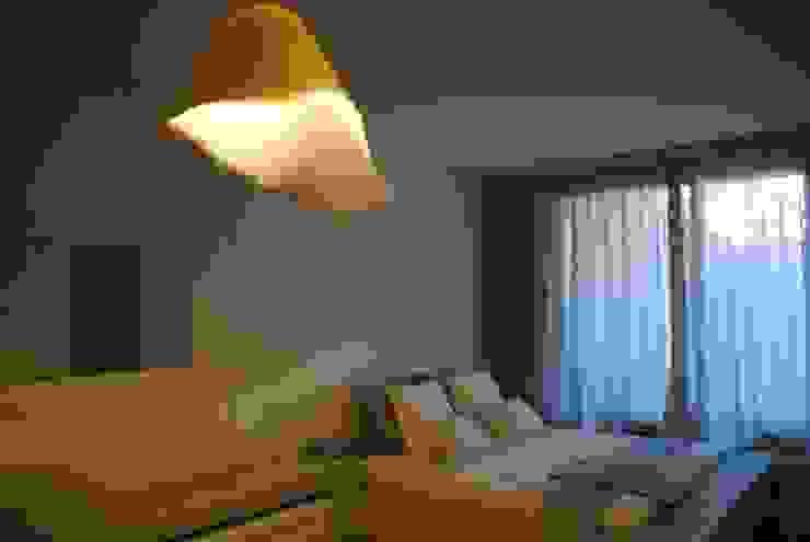 Vista della Camera da letto padronale di Silvia Cassetta kNoWarchitecture Mediterraneo