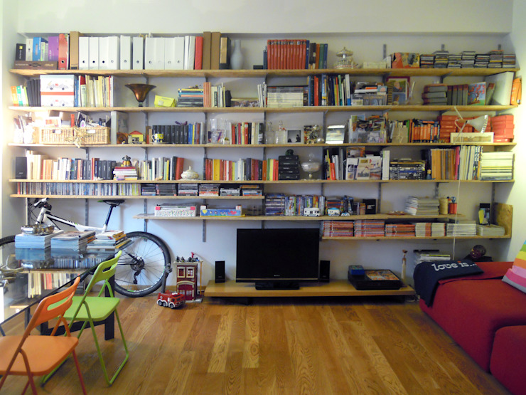 casa LL di LACH Studio Moderno