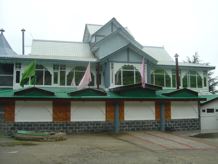 Best Hotel Fagu Asian style hotels by Snow King Retreat Asian