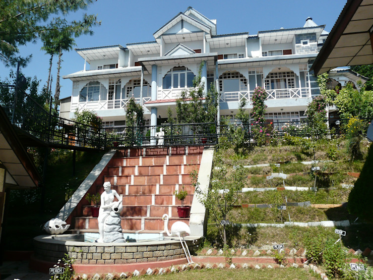 Best Hotel Kufri Asian style hotels by Snow King Retreat Asian