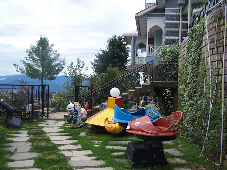 Shimla Hotel Near Airports Asian style hotels by Snow King Retreat Asian