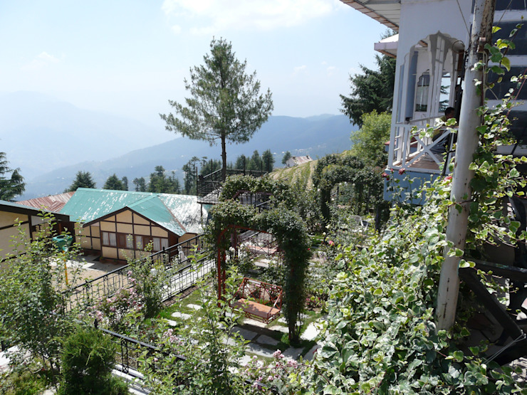 Good Hotels Shimla Asian style hotels by Snow King Retreat Asian