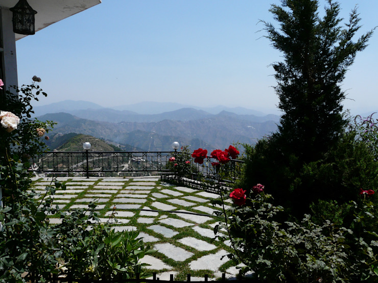 Shimla Hotels Asian style hotels by Snow King Retreat Asian