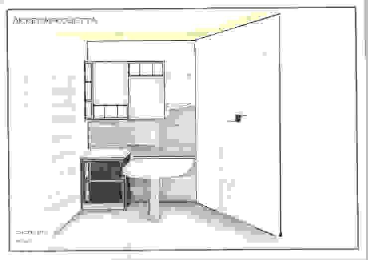 モダンな 家 の Arreda Progetta di Alice Bambini モダン