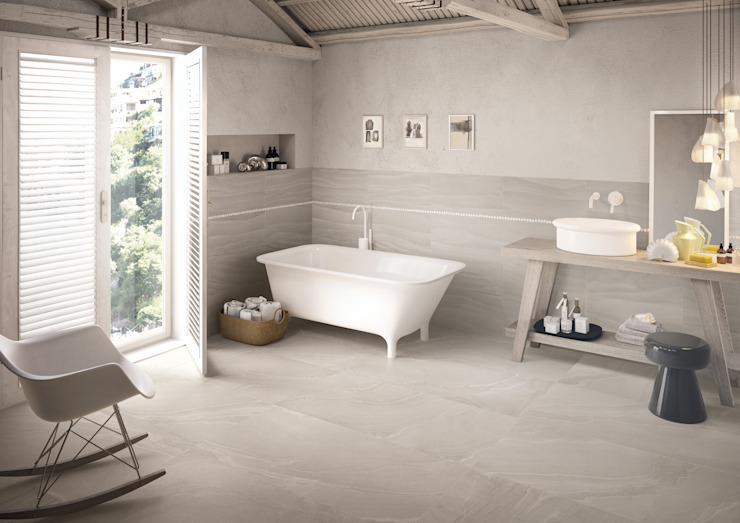 Zerodesign Asian Grey 60x120 Amb Bagno by Emilceramica Group