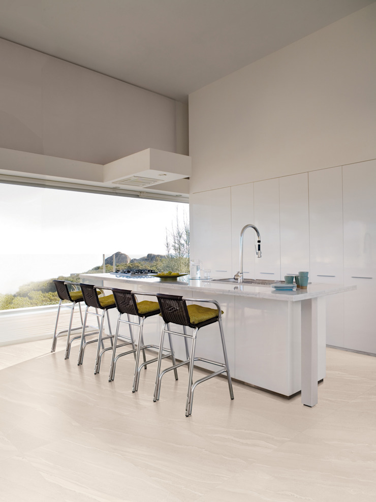 Zerodesign Bolivian White 45x90 Amb Cucina by Emilceramica Group