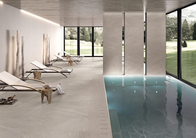 Zerodesign Asian Grey Naturale 45x90 Amb Spa by Emilceramica Group