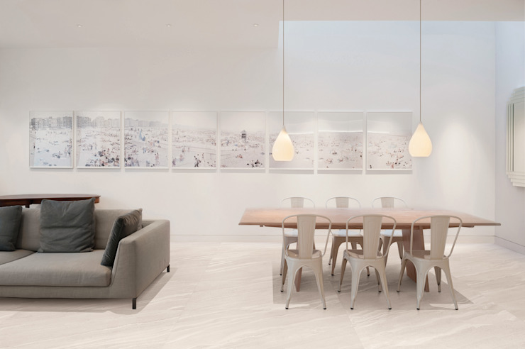 Zerodesign Bolivian White 60x120 Amb Living by Emilceramica Group