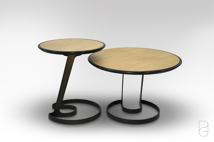 Table ORBIS par Gauthier Poulain Design Éclectique