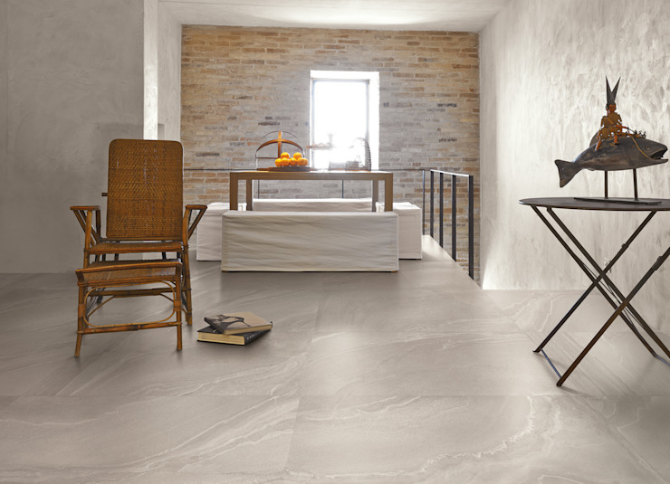 Zerodesign Asian Grey Amb Living by Emilceramica Group
