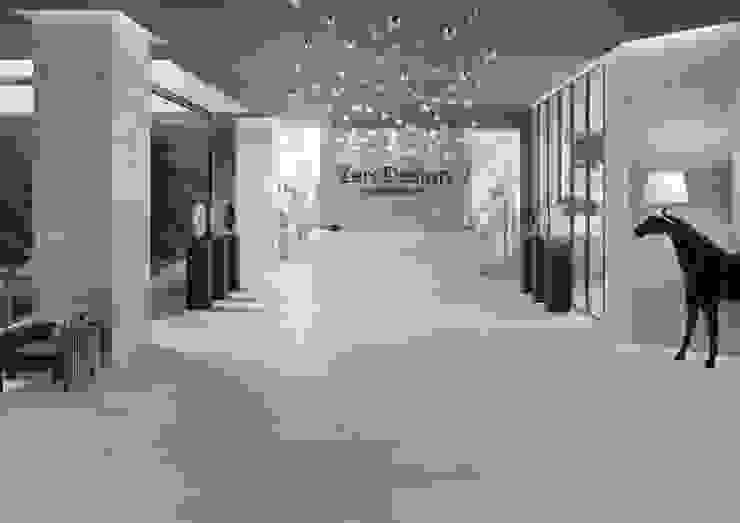 Zerodesign Gobi Grey 60x120 Amb Albergo by Emilceramica Group