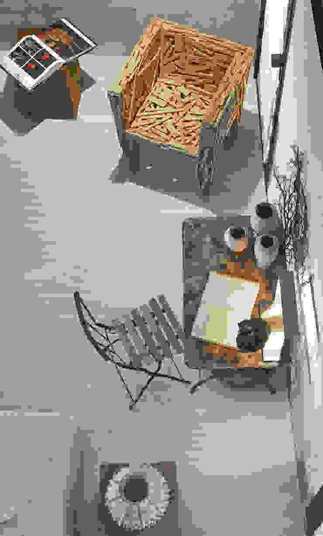 Zerodesign Gobi Grey 60x120 Amb Studio by Emilceramica Group
