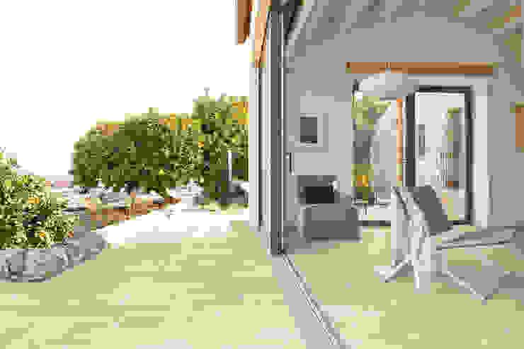 Zerodesign Thar Beige 45x90 Amb Esterno by Emilceramica Group