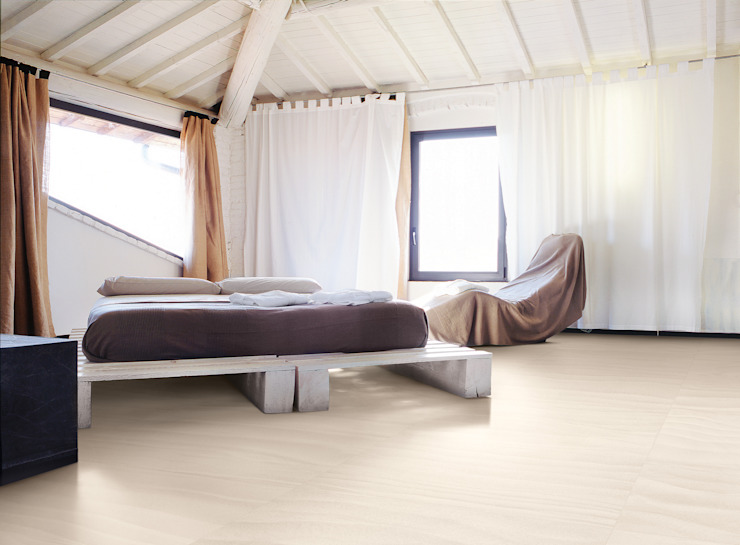 Zerodesign Salar White 45x90 Amb Letto by Emilceramica Group
