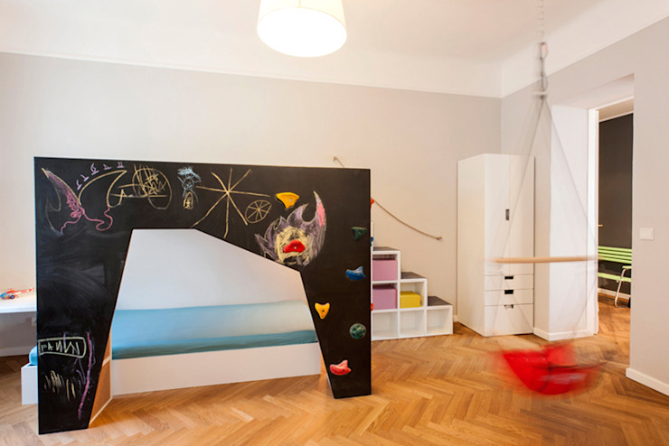 children´s room Chambre d'enfant moderne par INpuls interior design & architecture Moderne