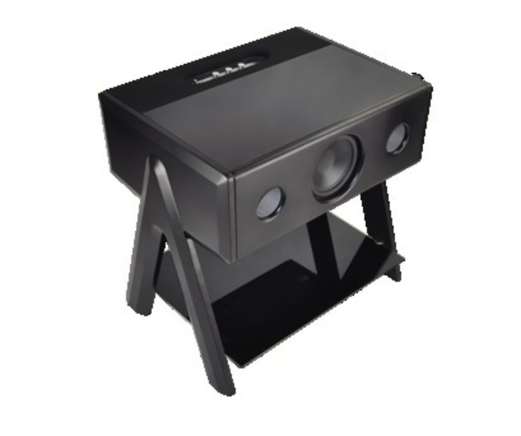 La Boite concept x Samuel Accoceberry - Cube Thruster 1 par La Boite concept Moderne
