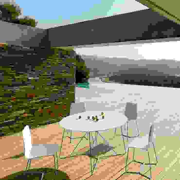 Mesa Slim de Viteo outdoors de Ociohogar Moderno
