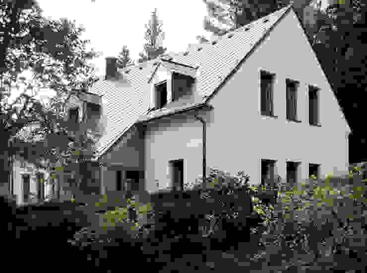 Casa nella Valle Case di dvdv studio di architettura