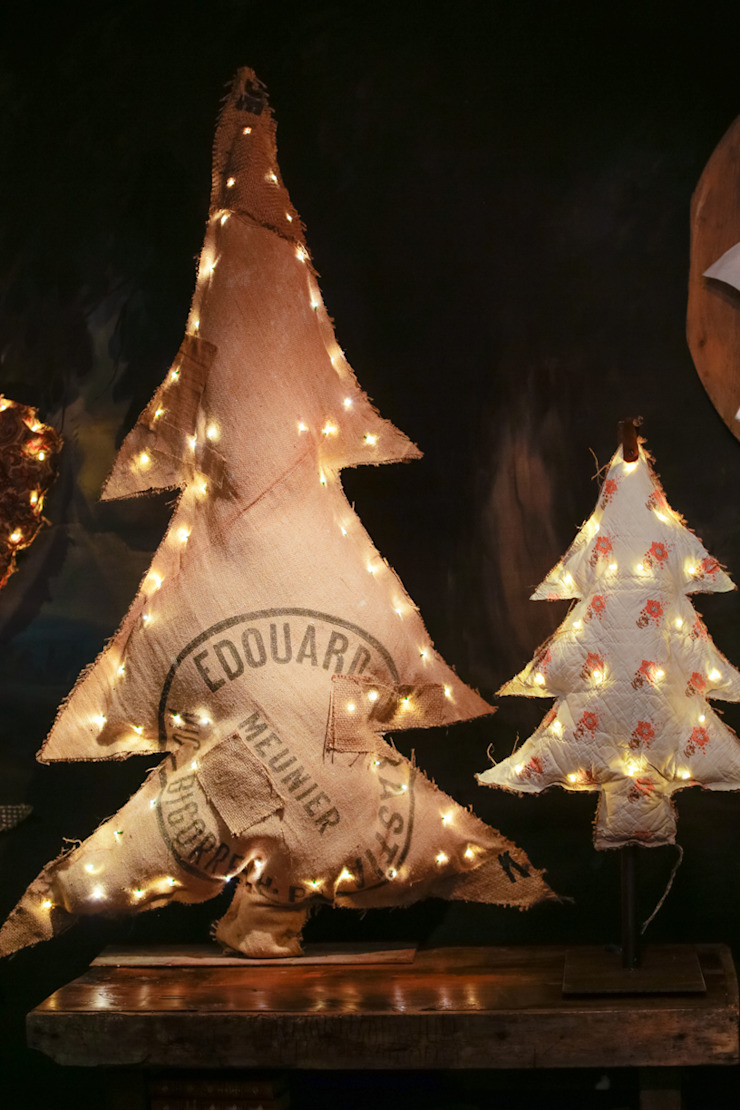 Sapins de Noël par ANTONIN Liliane Éclectique