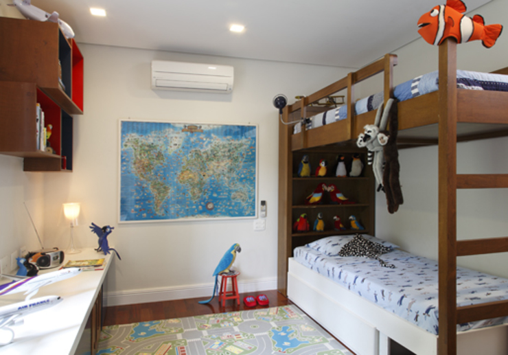 Lore Arquitetura Nursery/kid's roomBeds & cribs