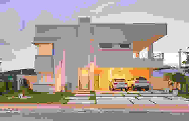 Casas modernas: Ideas, imágenes y decoración de Rita Albuquerque Arquitetura e Interiores Moderno